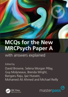 MCQs for the New MRCPsych Paper A with Answers Explained, PDF eBook