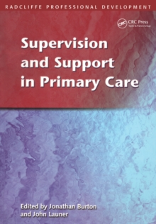 Supervision and Support in Primary Care, PDF eBook