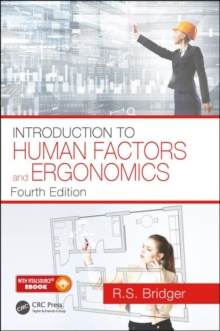 Introduction to Human Factors and Ergonomics, Fourth Edition, Mixed media product Book