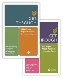 Get Through MRCPsych Paper A : Mock Examination Papers, Two Volume Set, Hardback Book