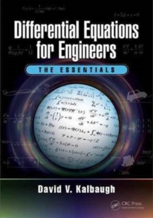 Differential Equations for Engineers : The Essentials, Hardback Book