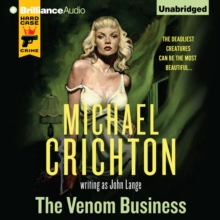 The Venom Business, eAudiobook MP3 eaudioBook