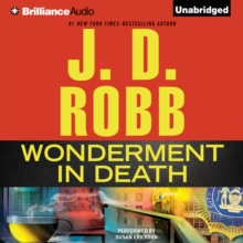 Wonderment in Death, eAudiobook MP3 eaudioBook