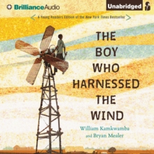 The Boy Who Harnessed the Wind : Young Readers Edition, eAudiobook MP3 eaudioBook