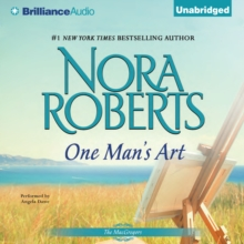 One Man's Art, eAudiobook MP3 eaudioBook