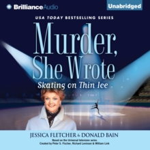 Murder, She Wrote: Skating on Thin Ice, eAudiobook MP3 eaudioBook