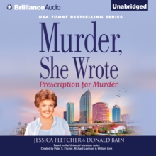 Murder, She Wrote: Prescription for Murder, eAudiobook MP3 eaudioBook