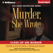 Murder, She Wrote: Close-Up on Murder, eAudiobook MP3 eaudioBook