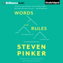 Words and Rules : The Ingredients Of Language, eAudiobook MP3 eaudioBook
