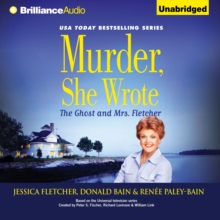 Murder, She Wrote: The Ghost and Mrs. Fletcher, eAudiobook MP3 eaudioBook