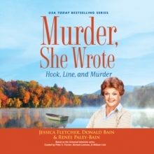 Murder, She Wrote: Hook, Line, and Murder, eAudiobook MP3 eaudioBook