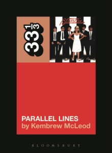 Blondie's Parallel Lines, Paperback Book