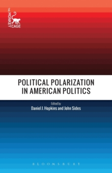 Political Polarization in American Politics, Paperback Book
