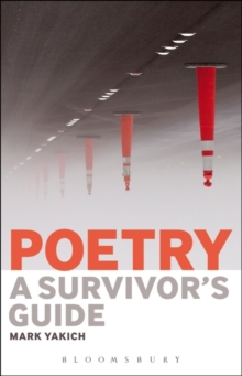 Poetry: A Survivor's Guide, Paperback Book