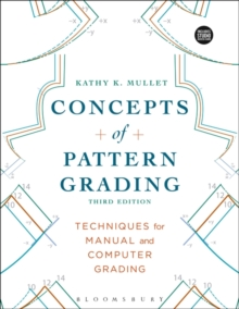 Concepts of Pattern Grading : Bundle Book + Studio Access Card, Multiple copy pack Book