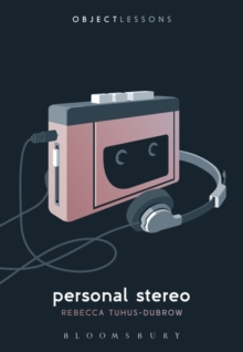 Personal Stereo, Paperback Book