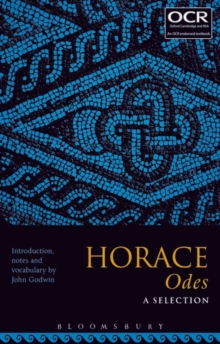 Horace Odes: A Selection, Paperback / softback Book