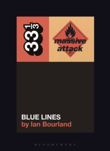 Massive Attack's Blue Lines, Paperback / softback Book