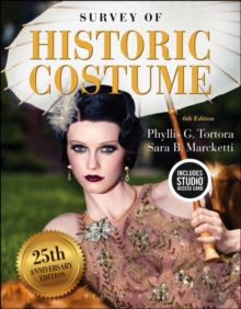 Survey of Historic Costume : Bundle Book + Studio Access Card, Multiple copy pack Book