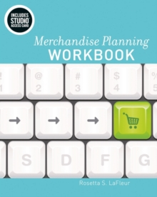 Merchandise Planning Workbook : Bundle Book + Studio Access Card, Multiple copy pack Book