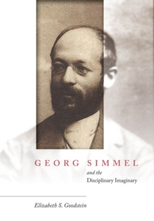 Georg Simmel and the Disciplinary Imaginary, Paperback Book
