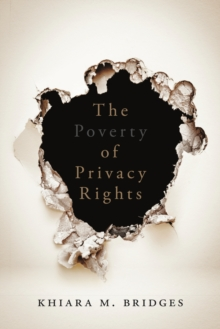 The Poverty of Privacy Rights, EPUB eBook