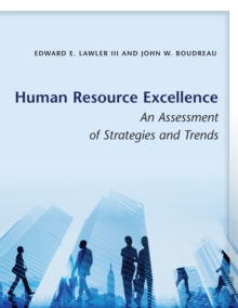 Human Resource Excellence : An Assessment of Strategies and Trends, EPUB eBook