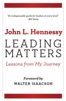 Leading Matters : Lessons from My Journey, Hardback Book