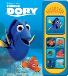 Finding Dory - Little Sound Book, Hardback Book