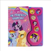 My Little Pony Little Music Note, Hardback Book