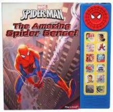 Spiderman Deluxe Custom Frame, Hardback Book