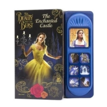 Beauty & the Beast Little Sound Book, Hardback Book