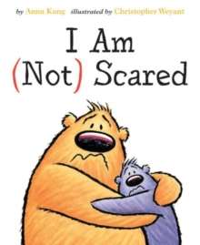 I AM NOT SCARED, Hardback Book