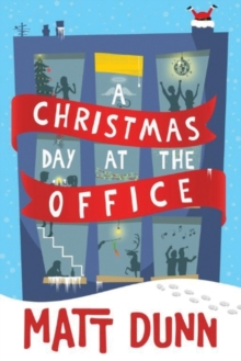A Christmas Day at the Office, Paperback Book