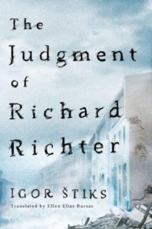 The Judgment of Richard Richter, Paperback Book