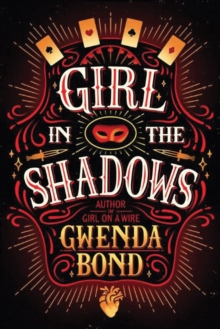 Girl in the Shadows, Paperback Book