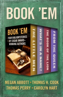 Book 'Em : Four Bibliomysteries by Edgar Award-Winning Authors, EPUB eBook