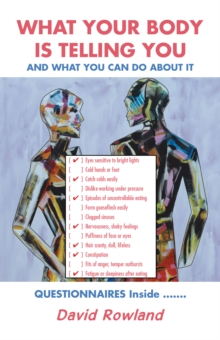 What Your Body Is Telling You : And What You Can Do About It, EPUB eBook
