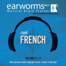 Rapid French, Vols. 1-3, eAudiobook MP3 eaudioBook