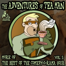 The Adventures of Tea Man, eAudiobook MP3 eaudioBook
