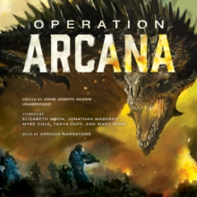 Operation Arcana, eAudiobook MP3 eaudioBook