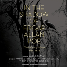 In the Shadow of Edgar Allan Poe : Classic Tales of Horror, 1816-1914, eAudiobook MP3 eaudioBook