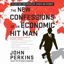 The New Confessions of an Economic Hit Man, eAudiobook MP3 eaudioBook