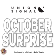 October Surprise, eAudiobook MP3 eaudioBook