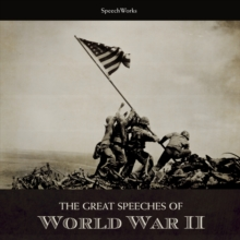 The Great Speeches of World War II, eAudiobook MP3 eaudioBook