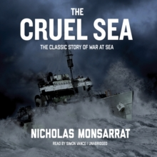 The Cruel Sea, eAudiobook MP3 eaudioBook