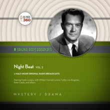 Night Beat, Vol. 2, eAudiobook MP3 eaudioBook