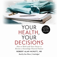 Your Health, Your Decisions, eAudiobook MP3 eaudioBook