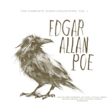 Edgar Allan Poe : The Complete Audio Collection, Vol. 1, eAudiobook MP3 eaudioBook
