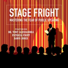 Stage Fright, eAudiobook MP3 eaudioBook